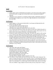 Act IV and Act V Discussion Questions.docx