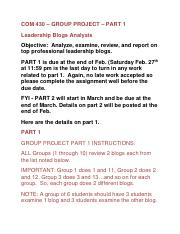 Group project on leadership Blogs PART 1.pdf