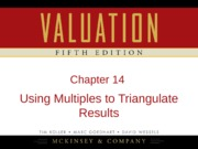 S_FIN461_Chapter_14_Multiples