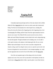 Michael Short ftv 188d Final Paper
