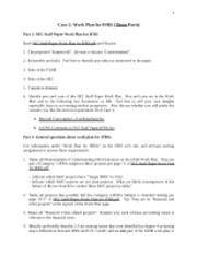 Case 2 Work Plan for IFRS-Spring2012(1)