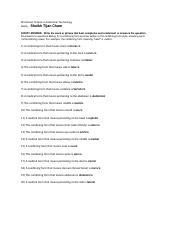 Worksheet Chapter 4 Anatomical Terminology.docx