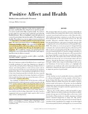 15. Cohen_2006-Positive affect and health