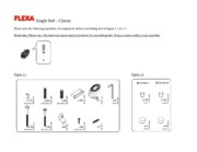FLEXA BED ASSEMBLY MANUAL