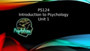 PS124 Unit 1 seminar PP 2015