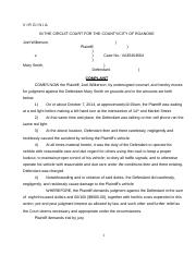state complaint