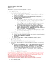 GloS 3144 Midterm 1 Study Guide
