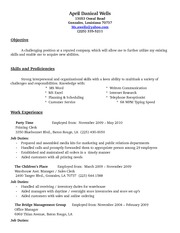 april cover letter others while also working