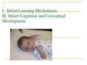 Lec11_Infant Learning and Cog 2121