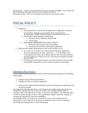 CH 6 - FISCAL POLICY.docx