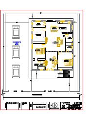 60X70 west face house plan as pr vasthu.pdf