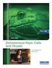 580223 Dichotomous Keys Cells and Viruses Dry Lab_CB781481801_V2.1_ADA.pdf