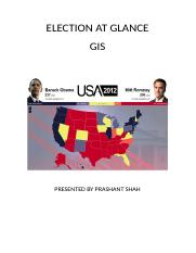 ELECTION AT GLANCE