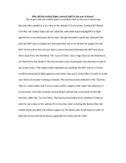 persepolis essay persepolis essay in the post cold war world 1 pages response assignment 1
