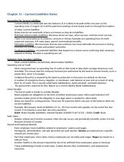 Chapter 11 – Current Liabilities Notes.docx