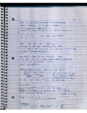 Lecture 1-24 Notes