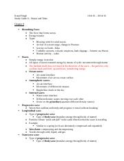 Study Guide 6