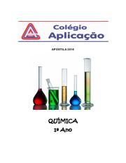 1 ANO QUIMICA