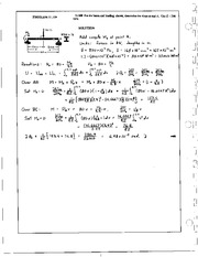 1393_Mechanics Homework Mechanics of Materials Solution