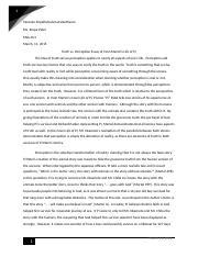 life of pi mini essay essay