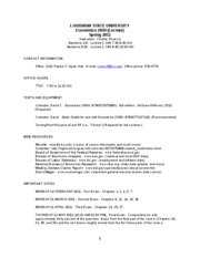 Econ_2030_Syllabus_Spring_2011_All_Sections