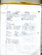 french verbs notes