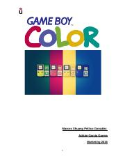 Game Boy Color .docx