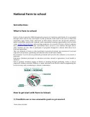 farm to school.docx