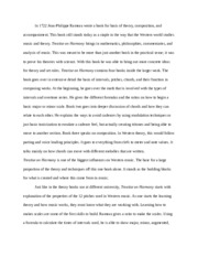 Josh Ford Music History Term Paper