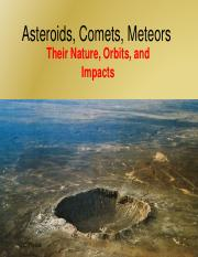 Astroids, comets and meteors.pdf