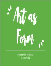 -ART_AS_FORM