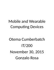 Mobile and Wearable Computing Devices.docx