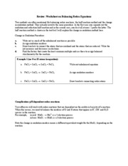 Vandenbout Worksheet 9