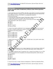 (www.entrance-exam.net)-Indian Overseas Bank PO Sample Paper 3