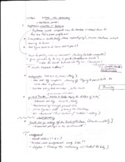 CLA 203 - Roman structures notes