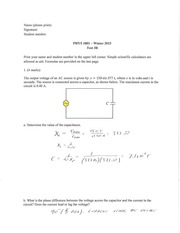 PHYS 1801_Test 3B_Solutions