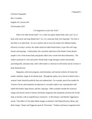 Christina's Final Research Paper
