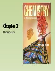 Chapter 3 - 2. Nomenclature