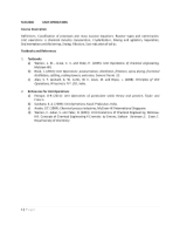 unit operations  notes