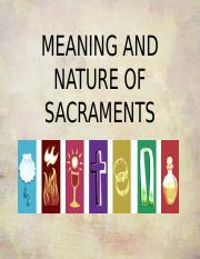 MEANING AND NATURE OF SACRAMENTS.pptx