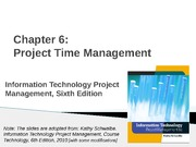 08-Chapter 06-Time Management