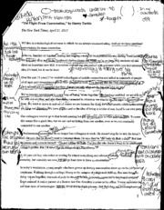 great examples of annotation 099