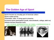 Sport in the early 1900s.ppt