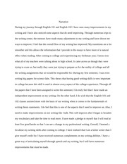 essay the effects of peer pressure final draft mccleod  1 pages narrative essay
