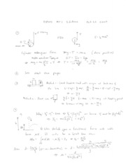 Midterm Solutions 2007