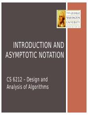 AsymptoticNotation_And_Intro