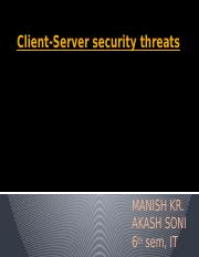 client-serversecuritythreats-140515003405-phpapp02.pptx