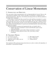 201-08 Conservation of Linear Momentum_final_Durbin
