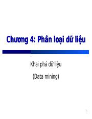 Data Mining - Chapter 4.ppt
