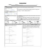 Radical Function Fact Sheet.doc